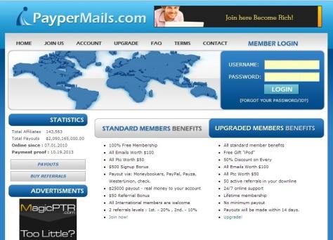 paypermails.com