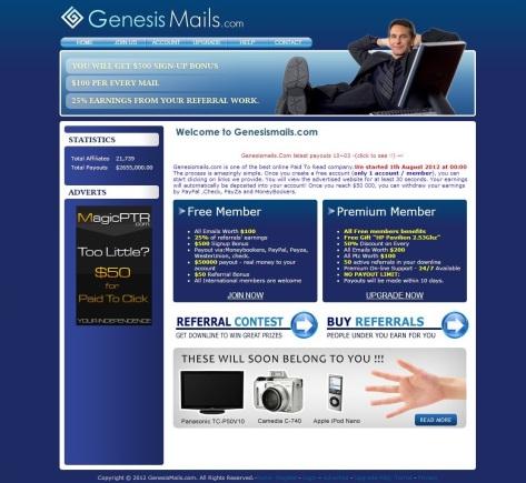 genesismails.com